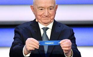 Le tirage au sort de la France