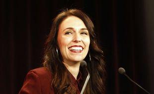 Jacinda Ardern le 23 spetembre 2017 à Auckland.