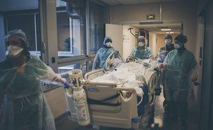 Le nombre de malades du Covid-19 hospitalisés et dans les services de réanimation a poursuivi sa baisse ce mardi 18 mai 2021.