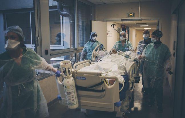 Le nombre d'hospitalisations au plus bas depuis la fin octobre2020