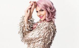 Lea Sirk, candidate de la Slovénie à l'Eurovision 2018.