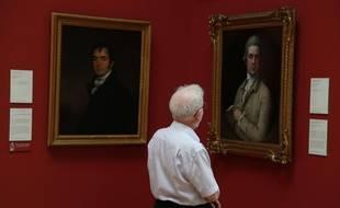 La Dulwich Picture Gallery, à Londres, le 20 mai 2014.