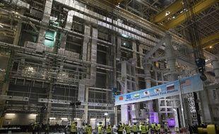 Le projet Iter a été lancé par un traité international en 2006.