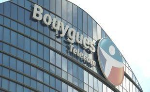 L'opérateur téléphonique Bouygues Telecom annonce des prévisions de croissance de 10% de son chiffre d'affaires réseau pour 2017 par rapport à 2014