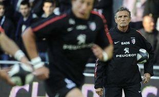 Guy Novès sera privé de banc de touche dimanche contre Toulon.