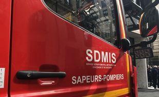Photo d'illustration des sapeurs-pompiers.