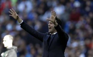 Santiago Solari, le coach du Real Madrid.