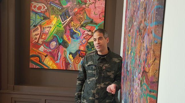 Bordeaux : Dix-huit mois après sa fermeture, l'institut Bernard Magrez « réveille » l'exposition du graffeur JonOne