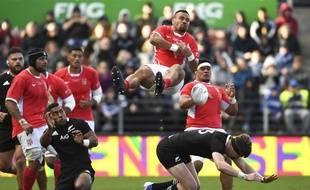 Les Tonga face aux All-Blacks (ça s'est pas bien passé)