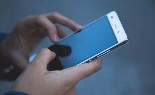 Des élus de l'Utah souhaite la mise en place d'un filtre anti-porno sur les smartphones (illustration)