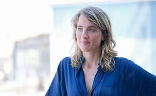 Adèle Haenel au Festival du film d'Angoulême 2019