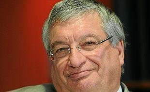 Le président de région, élu en 2010.