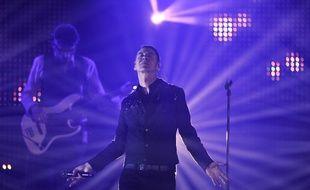 Le chanteur a été hospitalisé quelques heures après son concert.