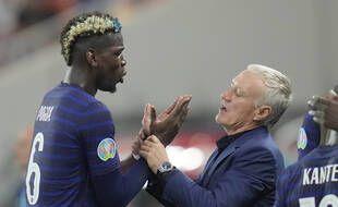 Paul Pogba et Didier Deschamps ne comprennent pas plus que nous ce qui leur est tombé dessus.