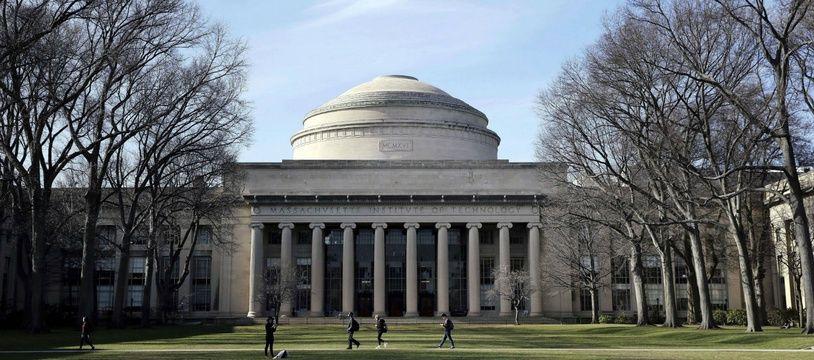 Le dôme du MIT, dans le Massachusetts.