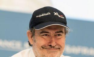 Laurent Magnin, le PDG de la compagnie aérienne XL Airways.