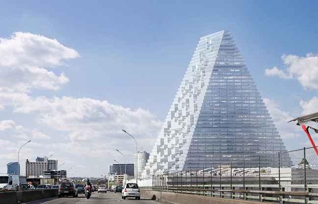 Tour triangle paris doit continuer voluer cr er et - Paris porte de versailles parc des expositions ...
