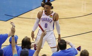 Russell Westbrook, une des têtes d'affiche de la NBA, va être transféré par Oklahoma City à Houston.