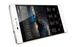 L'Ascend P8 de Huawei est attendu en mai.