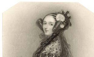 Ada Lovelace, fille de Lord Byron, pionnière de l'informatique