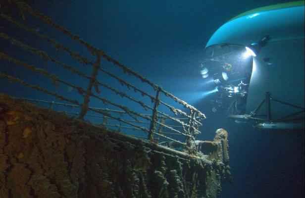 Titanic. Un micro-organisme ronge la coque de l'épave