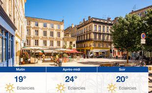 Météo Bordeaux: Prévisions du samedi 4 juillet 2020
