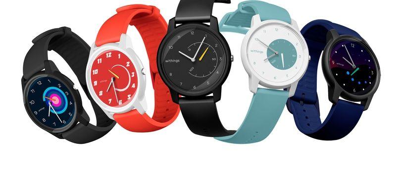 La montre Move est made in France.