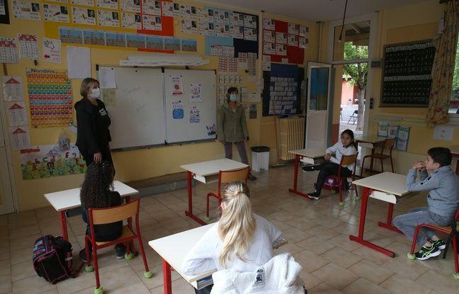 Le dispositif «vacances apprenantes» lancé pour «un million» d'élèves