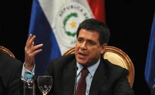 Le président du Paraguay, Horacio Cartes, a inauguré la nouvelle ambassade de son pays à Jérusalem, en Israël, en présence du Premier ministre de l'Etat hébreu, Benjamin Netanyahou.