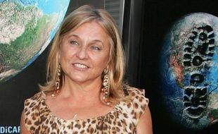 Irmelin DiCaprio, la mère de l'acteur Leonardo DiCaprio