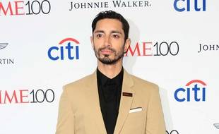 L'acteur Riz Ahmed au gala du Time, à New York.