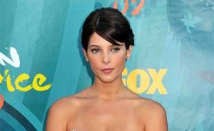 L'actrice Ashley Greene lors des Teen Choice Awards à Universal City, en Californie, le 9 août 2009.