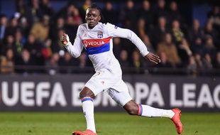 Traoré a marqué le but du 1-0 pour l'OL