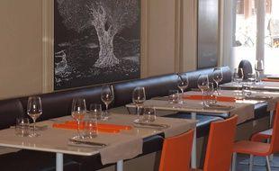Le restaurant des Oliviers est situé au 17, rue des Tonneliers à Strasbourg.