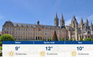 Météo Caen: Prévisions du vendredi 15 mai 2020