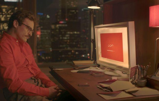 Dans Her, de Spike Jonze, Joaquin Phoenix tombe amoureux de son assistante virtuelle