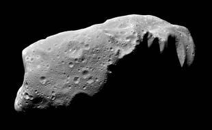 Un astéroïde.