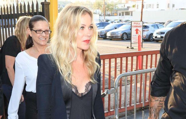 Christina Applegate à Los Angeles le 12 août 2017.