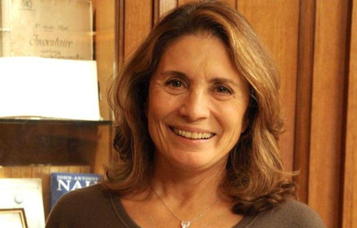 Reha Hutin, Présidente de la Fondation 30 Millions d'Amis, le 23 novembre 2010 – GINIES/SIPA