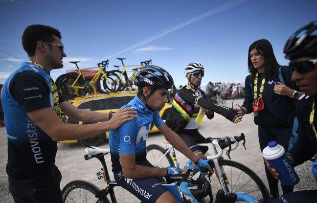 Tour de France 2019: «Laissez-moi tranquille quelques jours»... Mikel Landa est toujours colère après sa chute