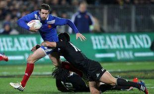 Rémi Talès sera titulaire pour affronter la Nouvelle-Zélande.