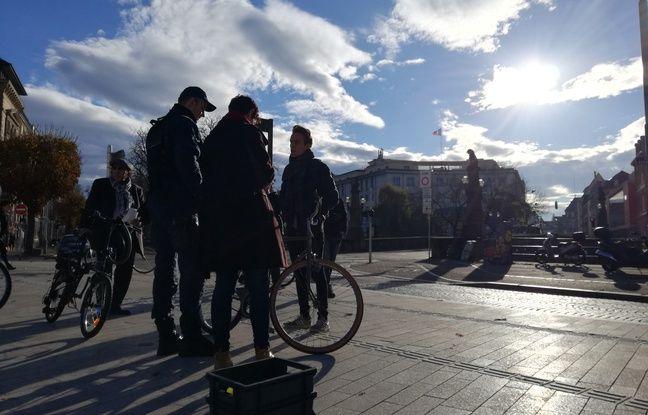 Strasbourg: Selon la police, les refus d'obtempérer des cyclistes augmentent, comment l'expliquer?