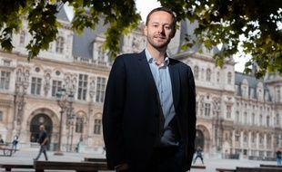 David Belliard, tête de liste des écologistes pour mener la bataille des municipales a Paris en mars