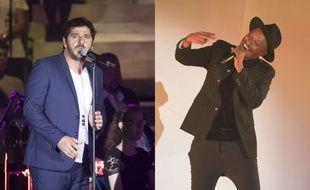 Les deux chanteurs se sont rencontrés grâce aux «Enfoirés».