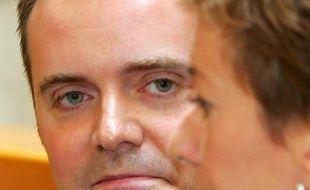 Bastien Millot, fondateur de la société Bygmalion, au tribunal de Beauvais le 16 septembre 2004