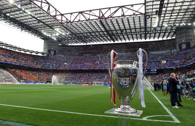 La Ligue des champions à Milan, le 28 mai 2016.