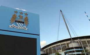 Manchester City pourrait changer de logo.