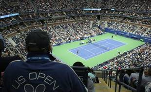 Un des joueurs mêlés à l'affaire a participé à l'US Open.