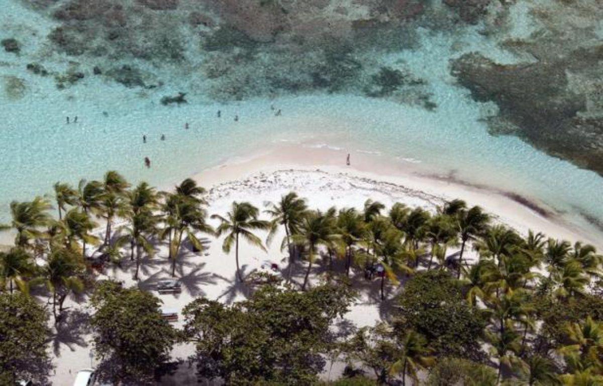 Les réservations de voyages dans les Antilles françaises ont chuté à cause de la menace du virus Zika. – Marcel Mochet afp.com