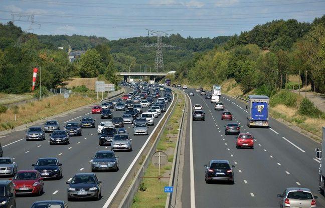 Isère: Un homme de 84 ans circule à contresens pendant 30km sur l'A43 et l'A41
